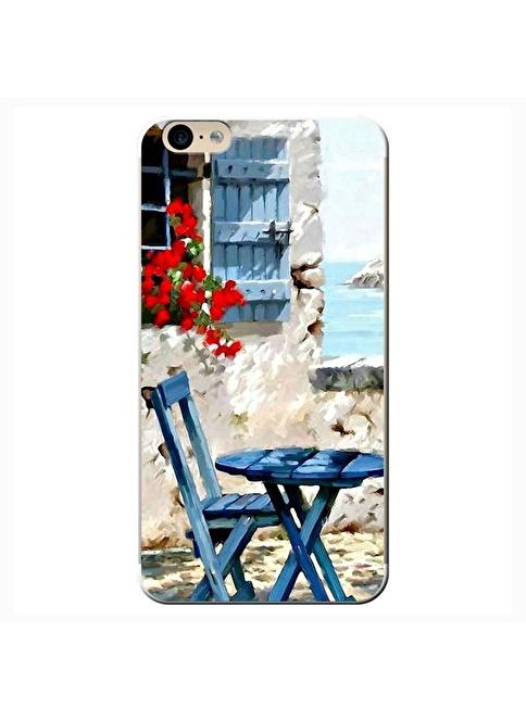 People's Cover IPHONE 6/6S PLUS Kabartmalı Kapak Renkli